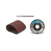 Abrasifs et outils coupants