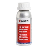 Primer, structural adhesive