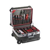 Boîtes et valises à outils