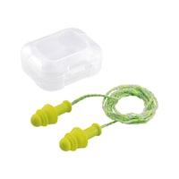 Lamellen-Gehörschutzstöpsel mit Kordel