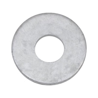 Flat washer - large series