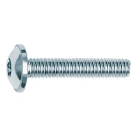 Furniture handle screw