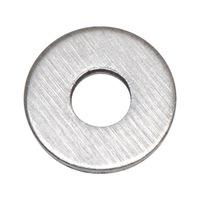 Flat washer - large external diameter
