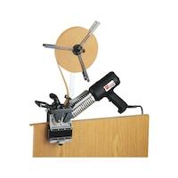 Machine de pose de chants manuelle et électrique HKL50