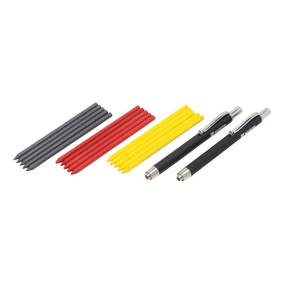 Uni-Marker-Set - MARK-SET-2STIFT-19TLG