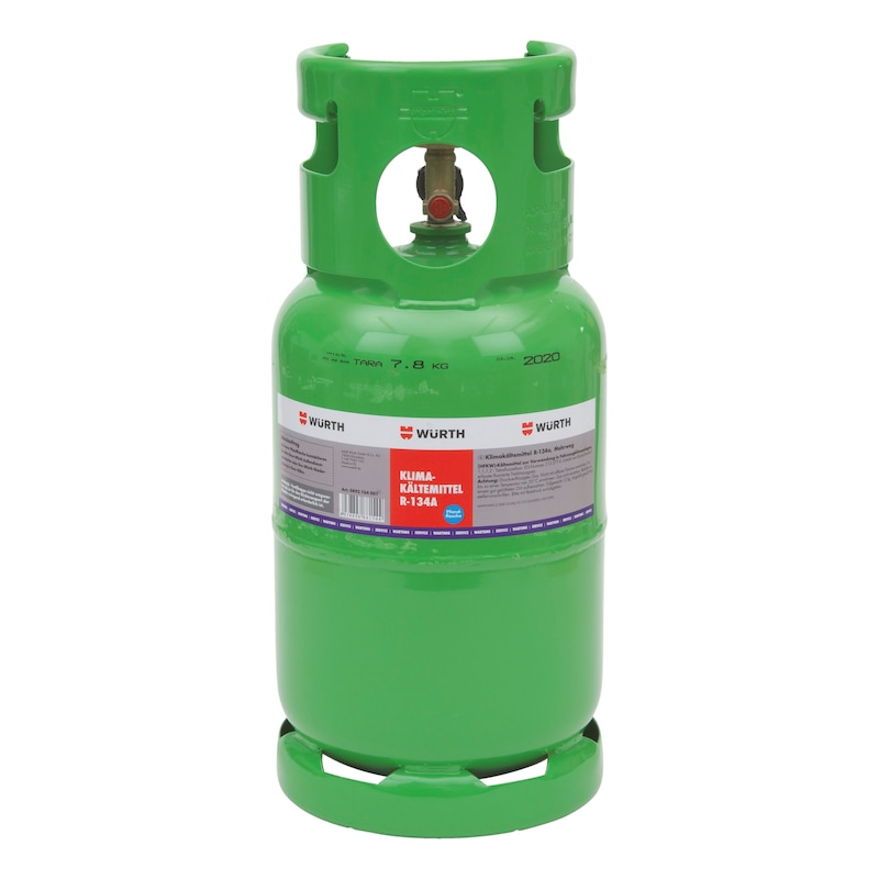 Air-conditioning refrigerant R134 a - 1