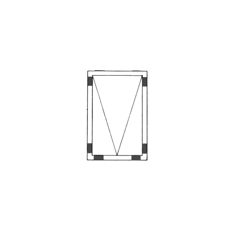 Verglasungsklotz - 5