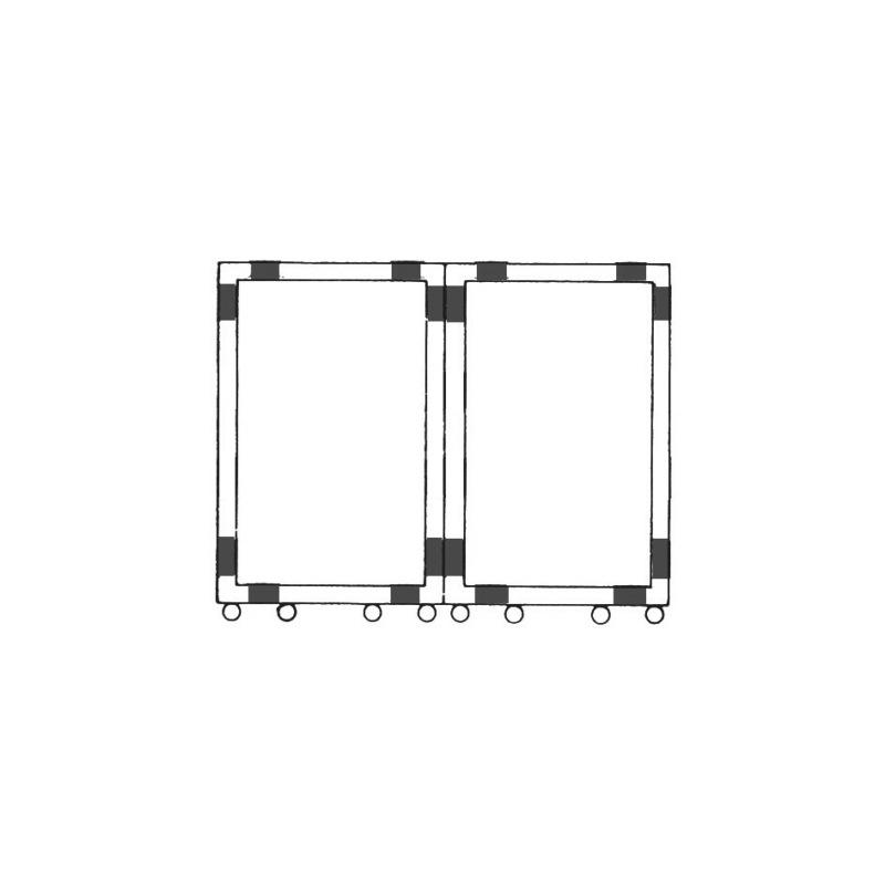 Verglasungsklotz - 9