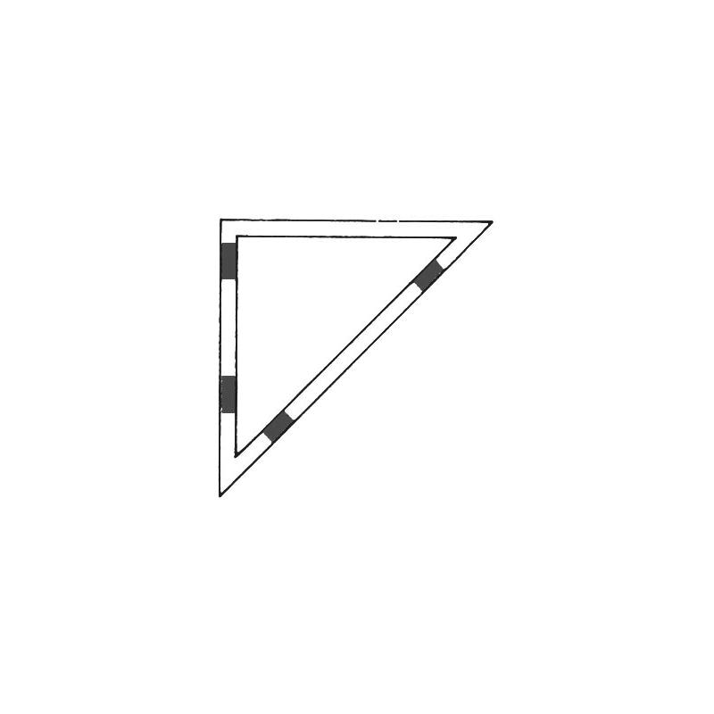 Verglasungsklotz - 12