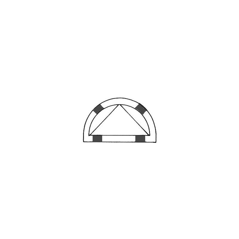 Verglasungsklotz - 13