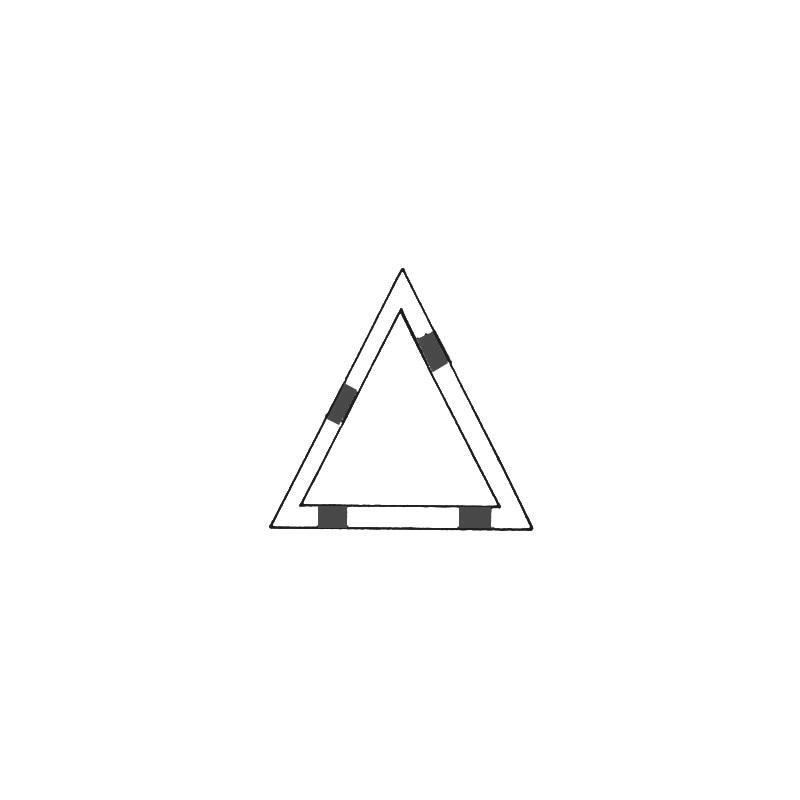 Verglasungsklotz - 14