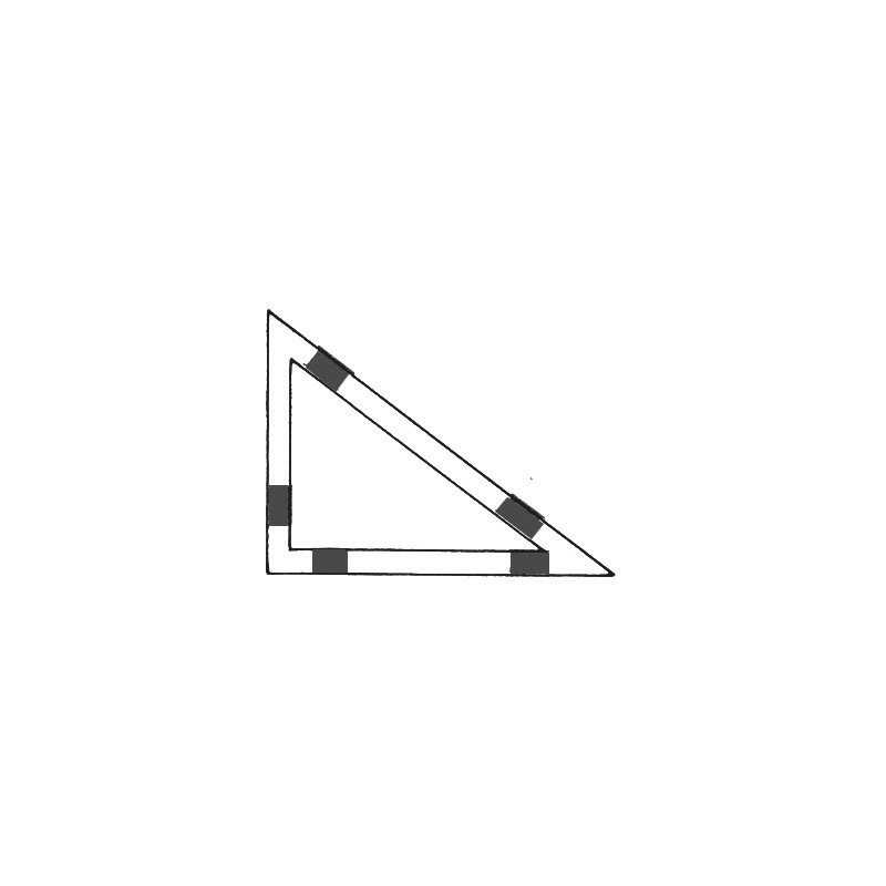 Verglasungsklotz - 15