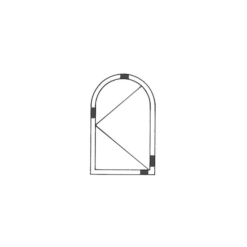 Verglasungsklotz - 10