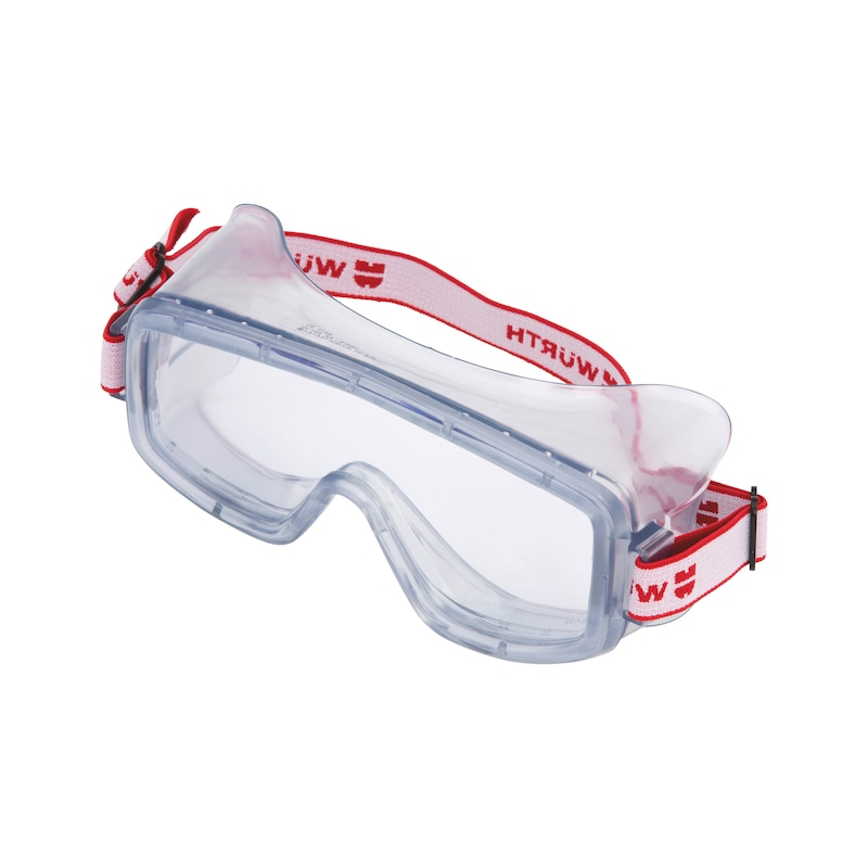 Full-vision safety goggles - 2