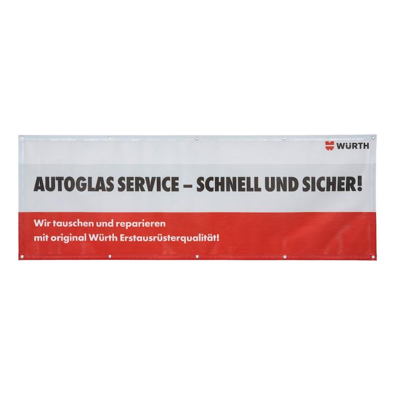 Scheibenaustausch Banner - 2