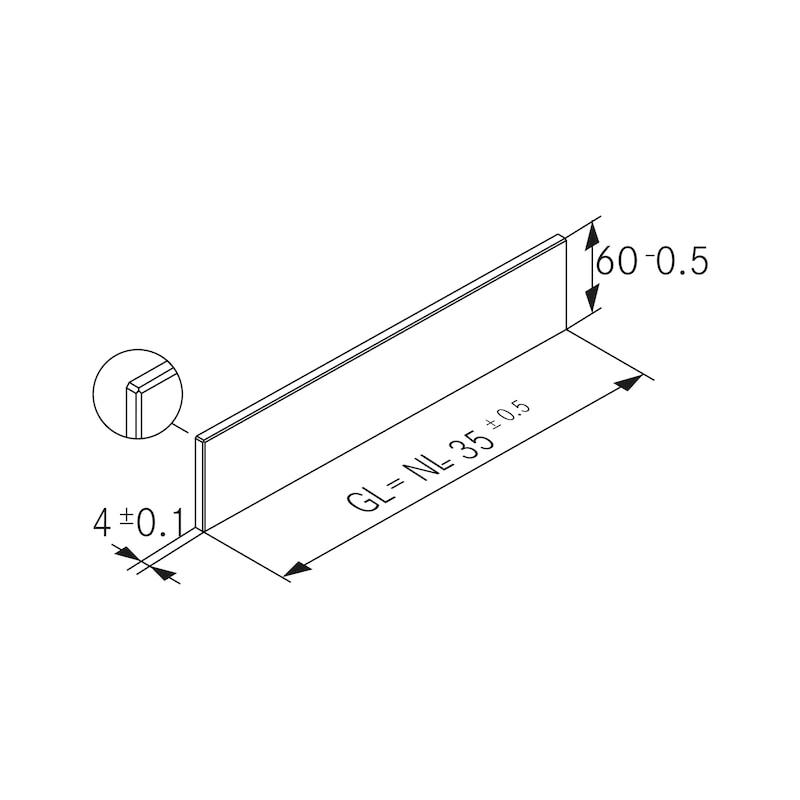 Acrylglas-Set Variowing  - 2