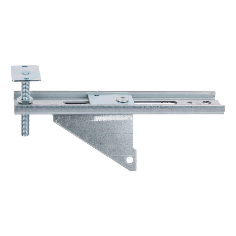 Window installation bracket with height adjustment plate JB-DK - 1