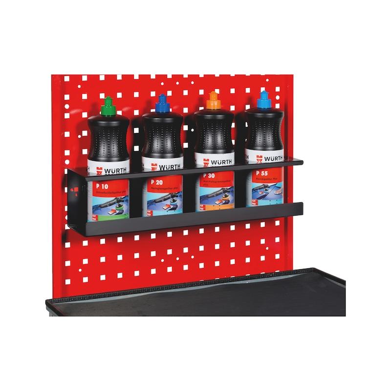 Holder for bottles of polish - 3