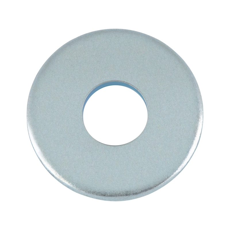Washer with large outside diameter - 1
