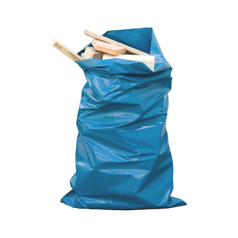 Müllsack - MUELLSACK-SCHWERGUT-700X1100X0,2-BLAU