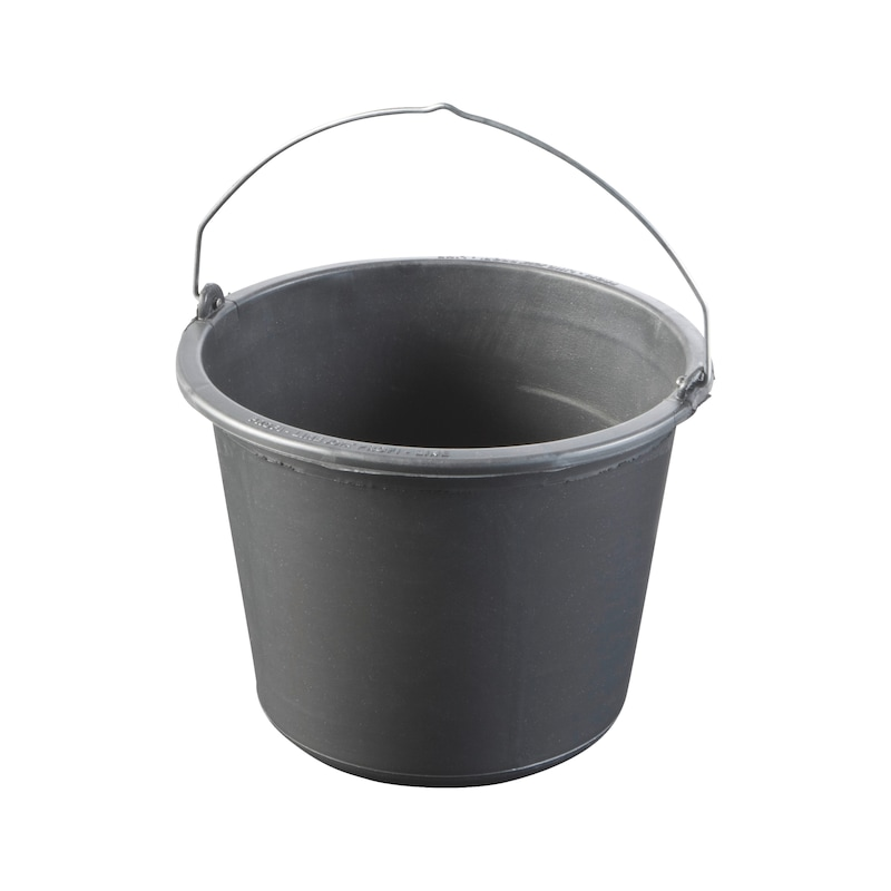 Basic builder's bucket