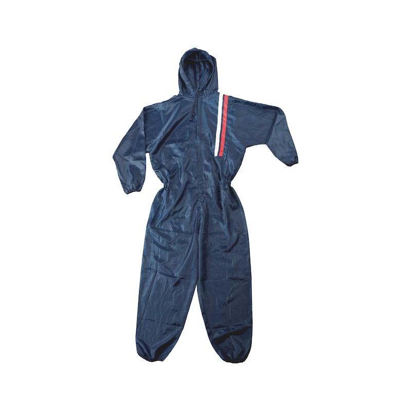 Reusable painting suit - PNTOVERAL-BLUE-XL