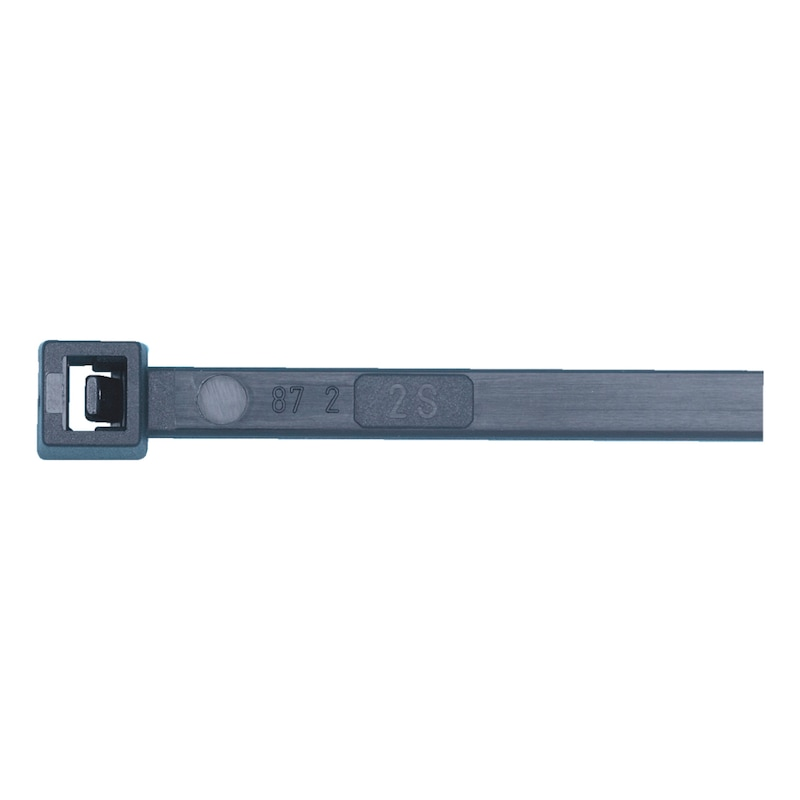 Kabelbinder Standard mit Kunststoffzungenverschluss - KBLBA-KST-KSTZNG-SCHWARZ-12,5X1000