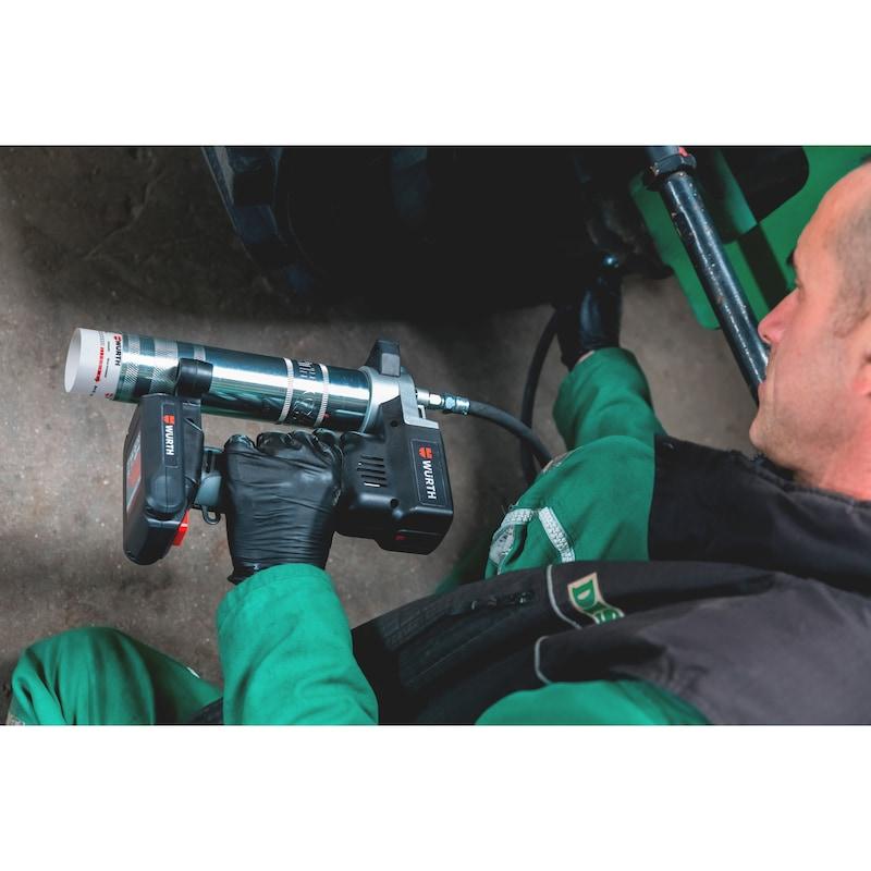 Pompe à graisse à batterie Li-Ion 18 V FP 18-S-LS combi - 0
