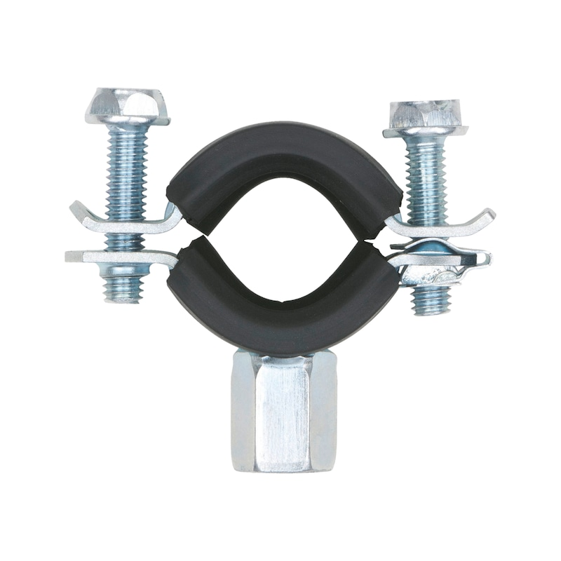 Pipe clamp TIPP<SUP>®</SUP> Smartlock 2 GS - C2C - 1