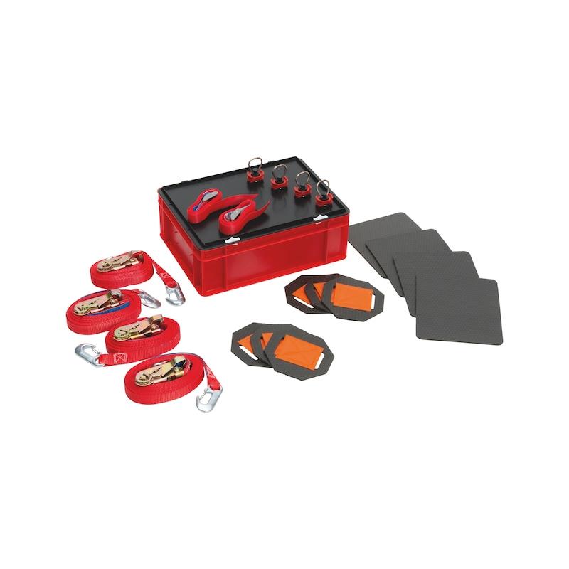 Ladungssicherungsbox - FZGEINRICHT-LADSI-SET-BOX-LSBOX1