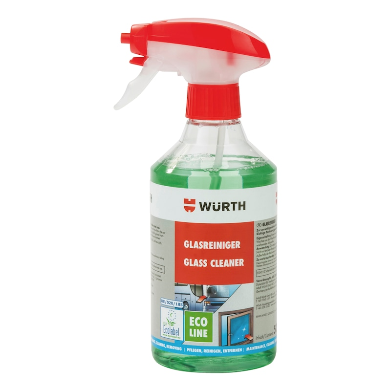 Glass cleaner - 1
