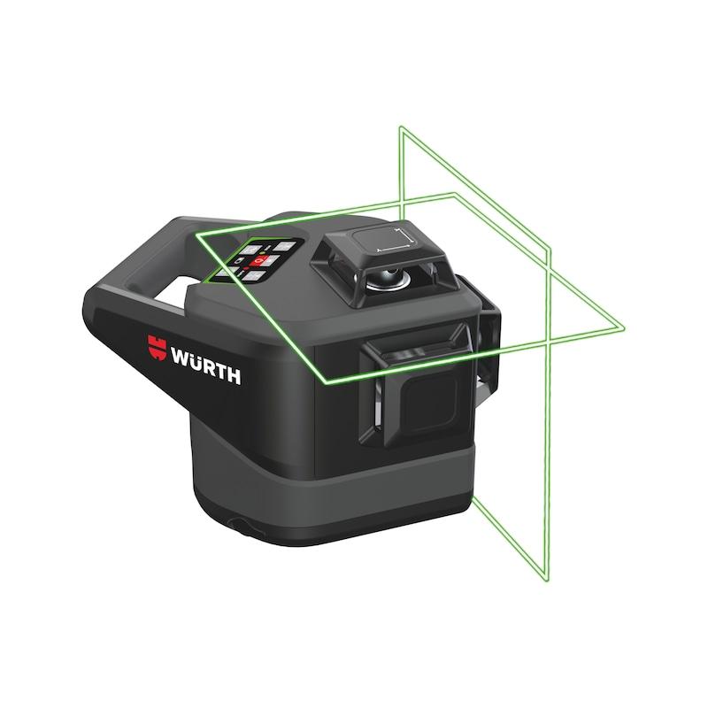 Multi-line laser MLLG 18 - 2