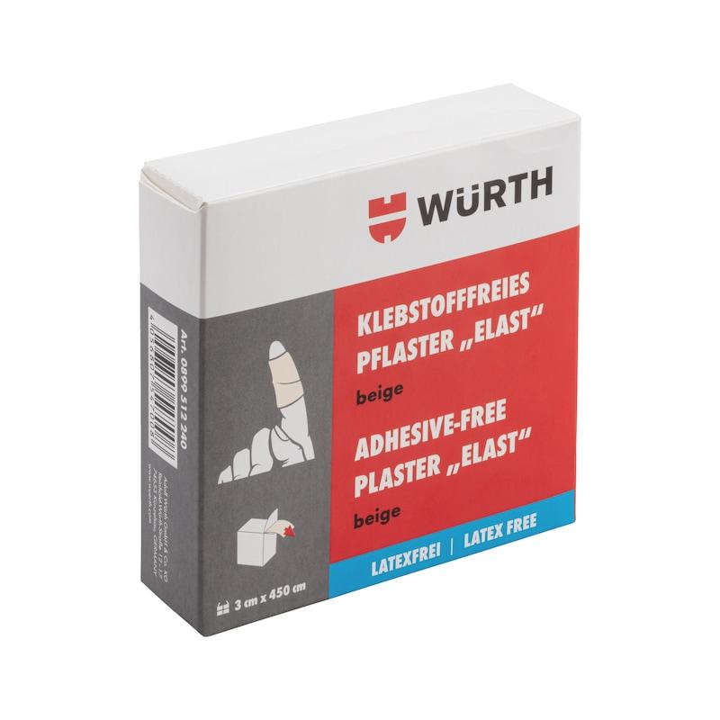 Adhesive-free plaster Elast latex-free - 2