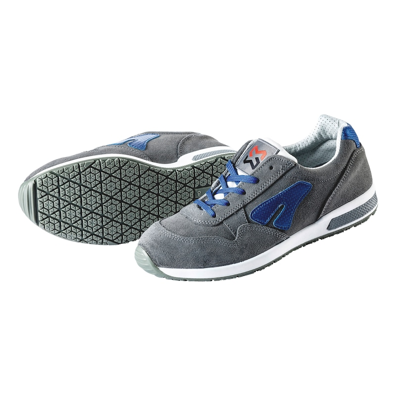 Jogger S1 safety shoes - SHOE JOGGER S1 GREY/BLUE 38