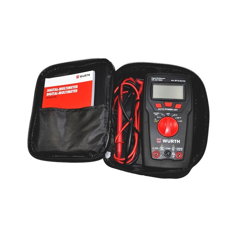 Digital-Multimeter MM 600 TRMS - 2