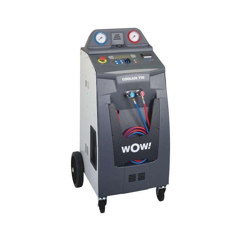 Klimaservicegerät KFZ COOLIUS<SUP>® </SUP>Y50 - 1