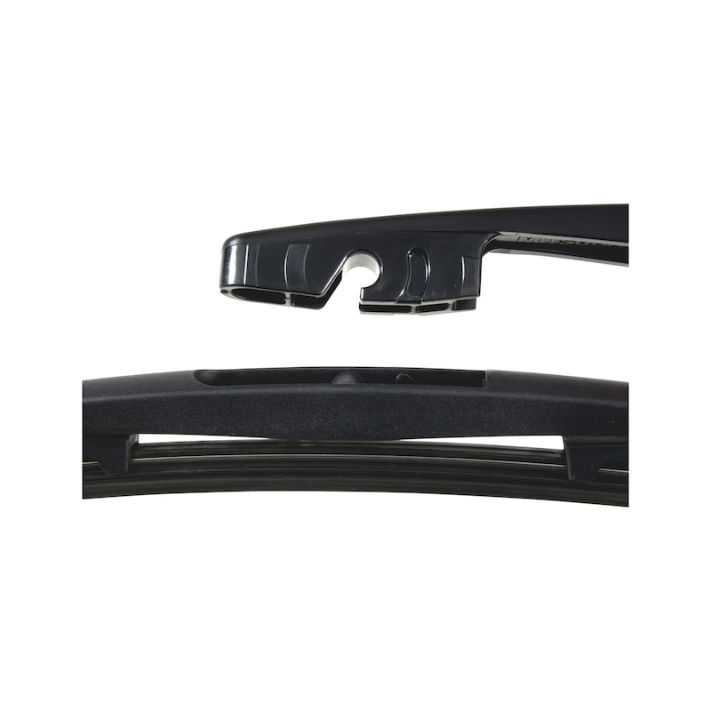 Car rear windscreen wiper - WSCRNWPR-CAR-REAR-(TYPE-D)-H252-250MM