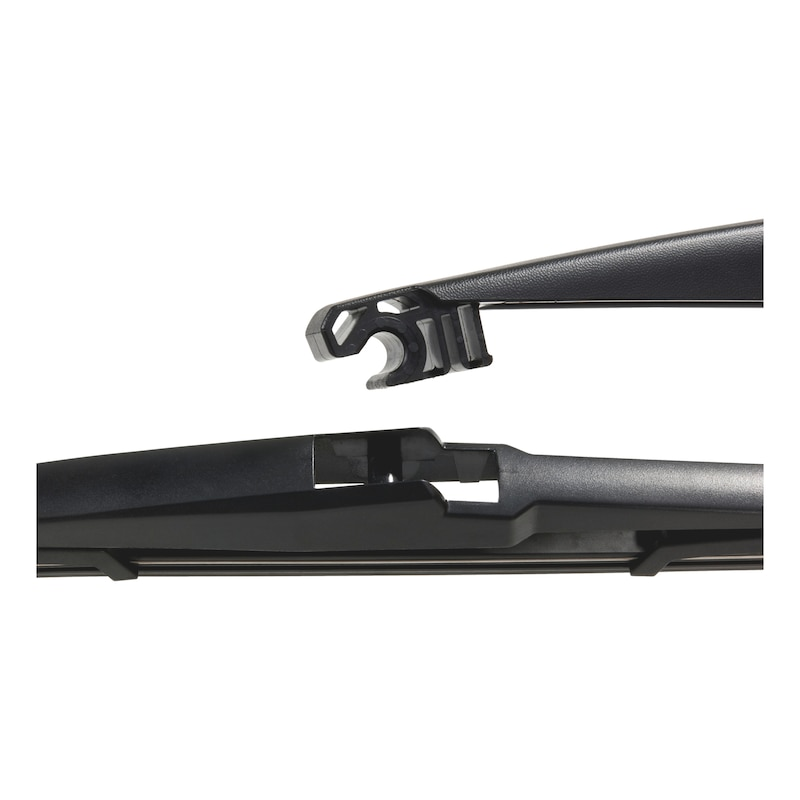 Car rear windscreen wiper - WSCRNWPR-CAR-REAR-(TYPE-D)-H350-350MM