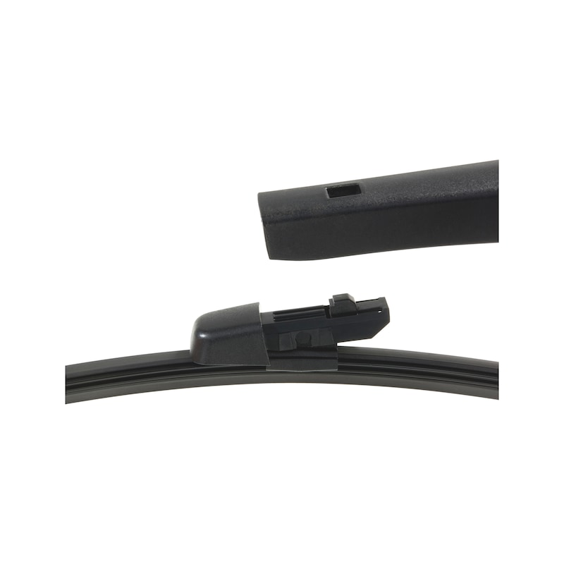 Car rear windscreen wiper - WSCRNWPR-CAR-REAR-(TYPE-A)-H405-400MM