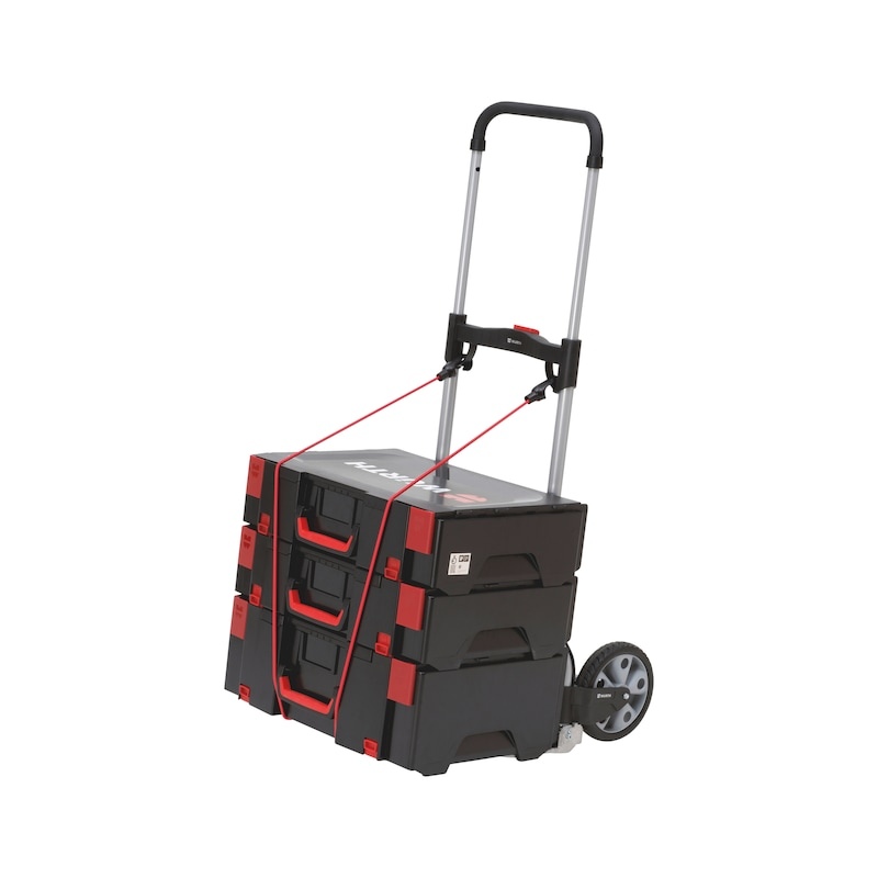 System transport trolley - 2