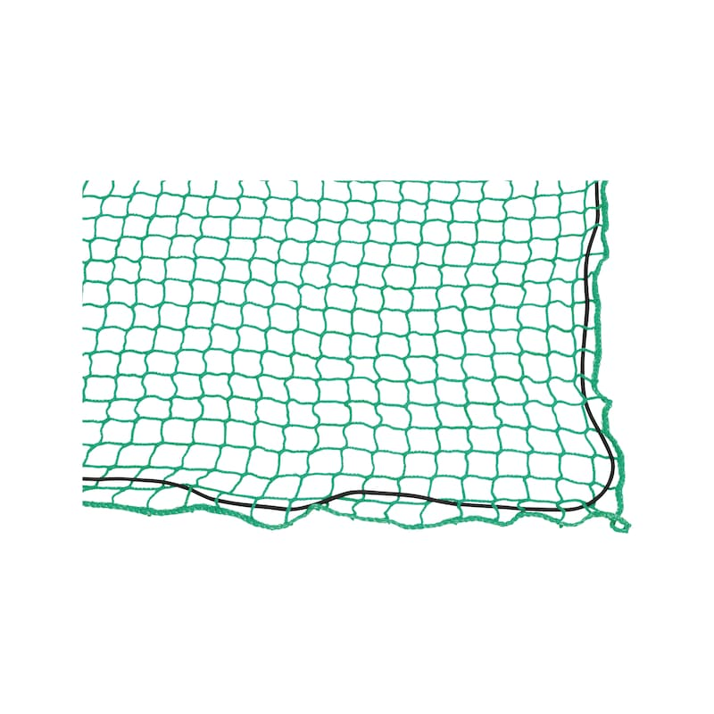 Cover net for car trailers, agricultural trailers and flatbeds - NET-TRAILER-FLBED-EXPNDR-45X45-1,5X2,2M