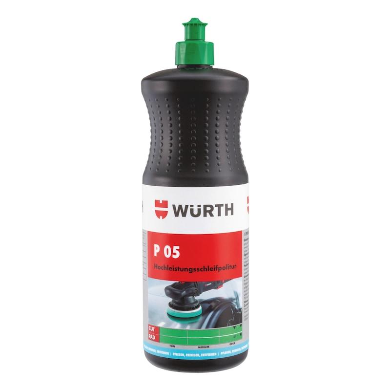 Fast grinding polish Short Cut P05