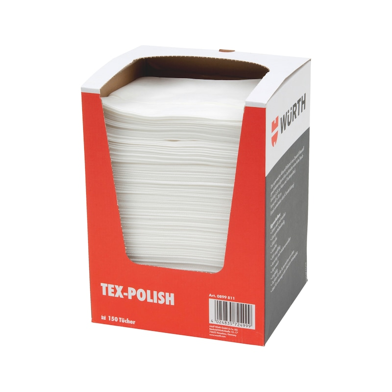 Cleaning cloth Tex-Polish