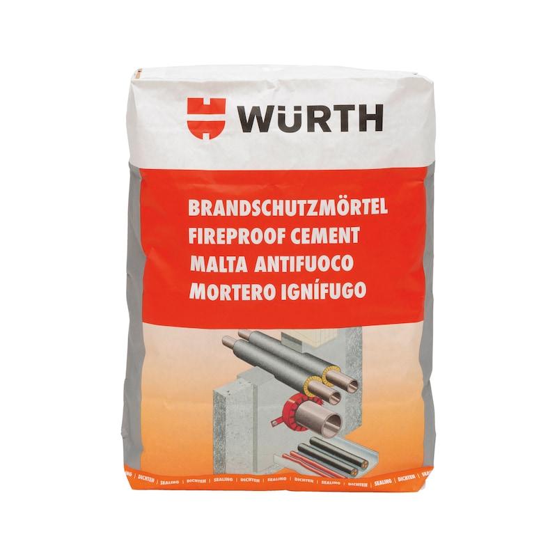 Brandschutzmörtel - BSMOERT-20KG