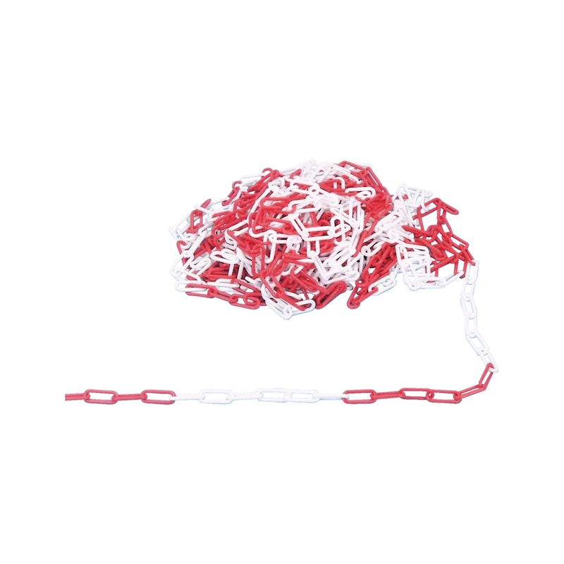 Plastic chain - 1