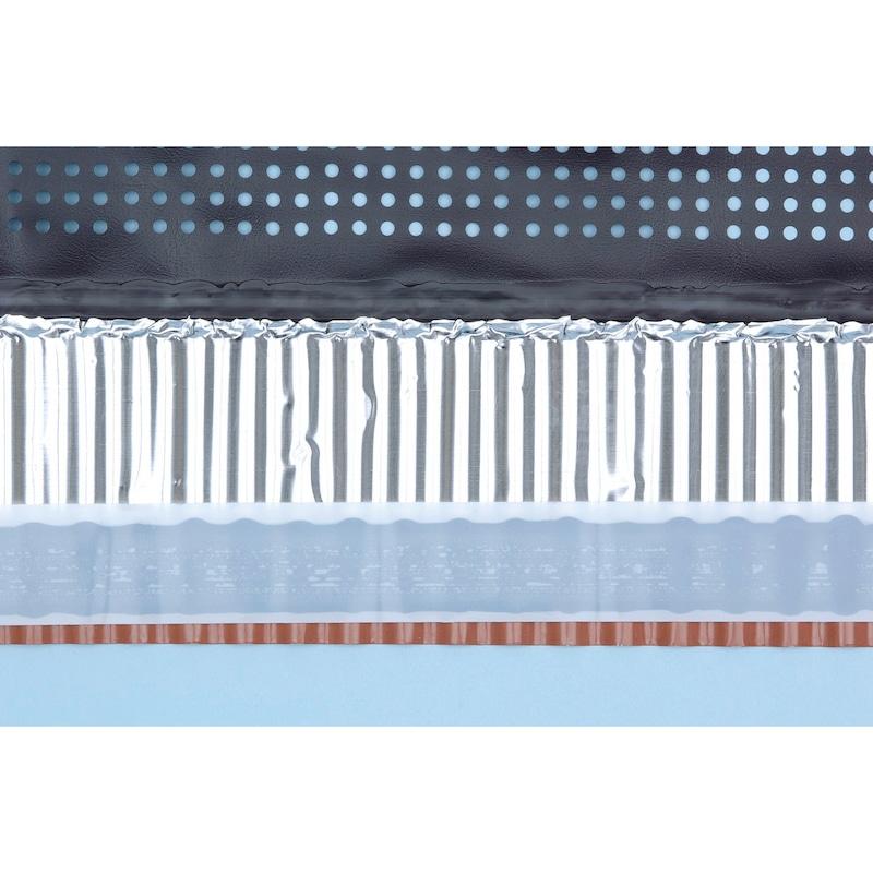 First- und Gratrolle WÜTOP<SUP>®</SUP> Uni-Roll - ROLLFIRST-(UNI-ROLL)-ANTHRZ-0,3X20M