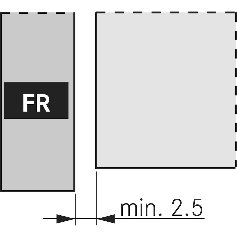 Fully extending Nova Pro soft-close, Liquid - 4