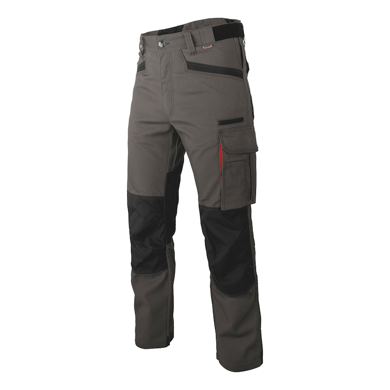 Nature trousers - WORK TROUSER NATURE GREY 52
