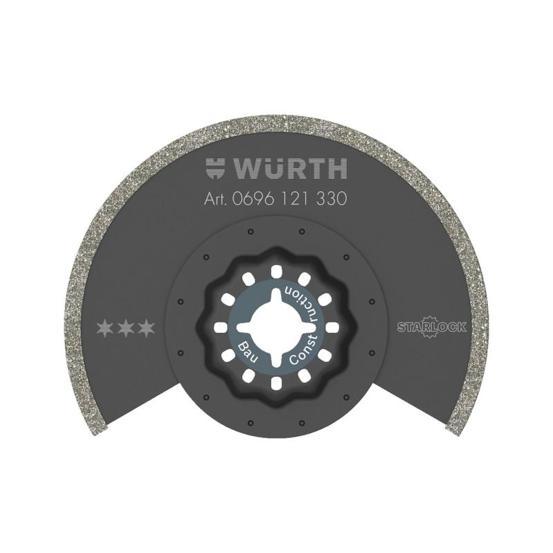Starlock Diamant-Segmentsägeblatt Longlife - ZB-FUGENBLATT-SG-STARLOCK-DIA-D85MM