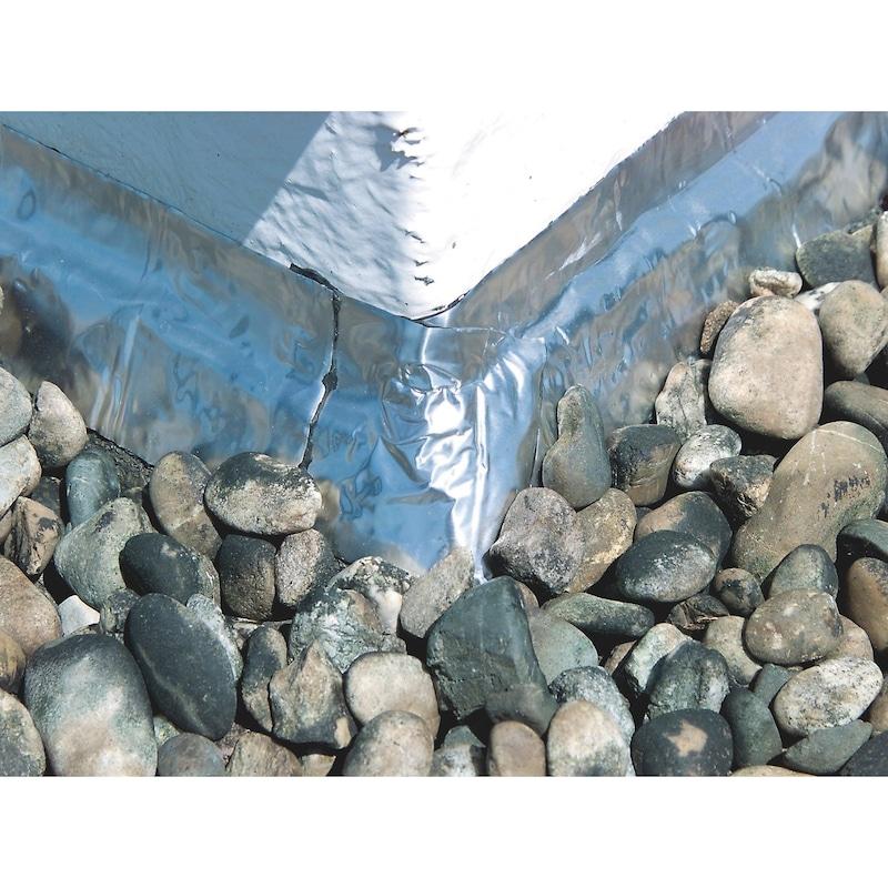 Butyl tape with aluminium lamination - 2